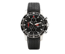 Authentic Chopard Mille Miglia GMT Chronograph Ref 168550 Stainless Steel