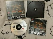 RARE Jeu PS1 PLAY STATION 1 / MORTAL KOMBAT 4 / COMPLET / V EUR