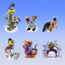 SET 6 Figure DRAGONBALL Z IMAGINATION Diorama PART 8 Bandai JAPAN Gasha FIGURES
