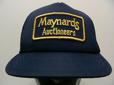 Maynards Auctioneers - Taille Unique Camionneur Style Casquette Snapback Boule