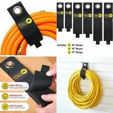 Heavy-Duty Wrap-It Storage Straps (Assorted 6 Pack) - Hook And Loop Extension Co