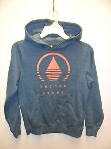 VOLCOM Boys' Pullover Hoodie PACKSADDLE - AFB - Small - NWT