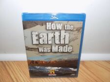 History Channel Presents: How the Earth was Made (Blu-ray, 2009) BRAND NEW!!!