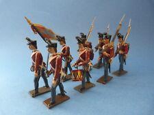CBG MIGNOT - Infanterie premier empire - 8 soldats anglais - Lot 2