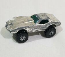 Hot Wheels 20th Anniversary Chrome 1975 Corvette Stingray Loose