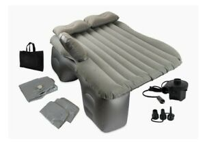 Inflatable Car Air Mattress with Pump (Portable) Travel-Camping NEW!