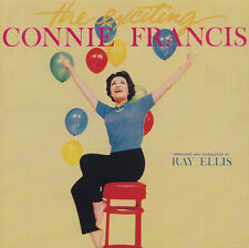 Connie FRANCIS-CD-the exciting Connie Francis