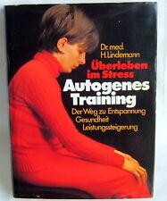 Buch (s) - AUTOGENES TRAINING - Dr. med. H. Lindemann