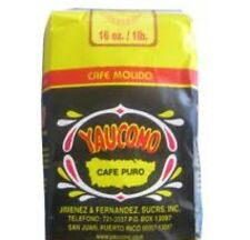 Yaucono Cafe  Puerto Rican Coffee 3pk