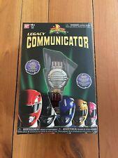 mighty morphin power rangers legacy communicator