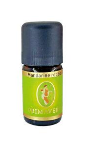 Primavera Mandarine rot; 100% äth. Öl; 5ml