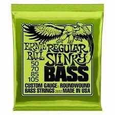 Ernie Ball LS8091 Slinky Nickel Wound Bass Set