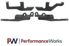 Westin For GMC/Chevy/Buick 2007-2017 Running Boards Mounting Brackets 27-1835