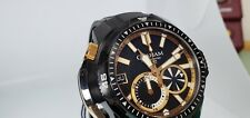 GRAHAM CHRONOFIGHTER PRODIVE DLC AND 18K GOLD MEN'S WATCH 45mm $18,080 big save