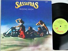 Sassafras-riding High d-1976 Chrysalis (verde) 6307 579