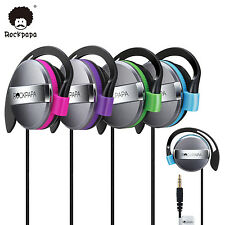 Adjustable Lightweight On Ear Earphones Headphones iPod iPad iPhone Computer DVD