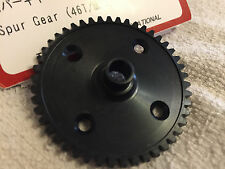 KYOSHO INFERNO MP9 TKI4 TKI3, CENTRE DIFF MAIN SPUR GEAR 46T, NIP STEEL IF410-46