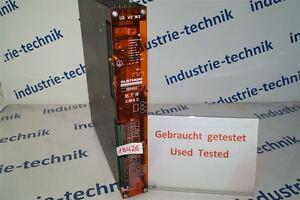 Gec Alsthom Parvex CMS125-301 CMS 2 Working 100%