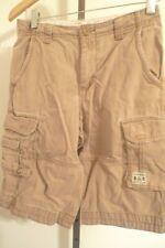 Old Navy Size 14 Boys Cargo Pocket Shorts Khaki