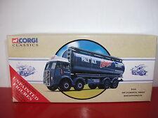 ERF cylindrical tanker bass worthington camion truck CORGI CLASSICS