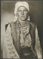 Immigrant Ellis Island USA 1906 Ruthenian Russian Woman 7x5 Inch Reprint Photo