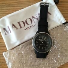 MADONNA - MDNA TOUR 2012 OFFICIAL VIP WATCH + BAG LIMITED EDITION NEW