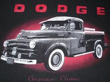 Dodge American Classic Official Pickup Truck T-Shirt Mens XL