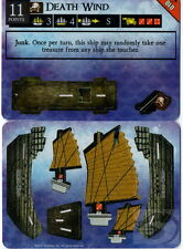 Wizkids Pirates Pocketmodel - Death Wind (Ship) PatOE 010 C
