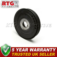 Crankshaft Drive Belt Pulley TVD Fits Ford Fusion 1.4 TDCI