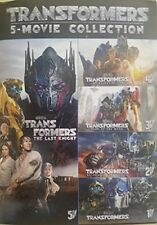Transformers: The Ultimate Five Movie Collection [New DVD] Boxed Set, Standard