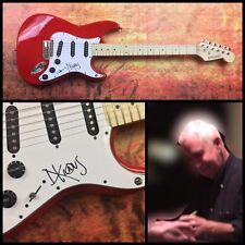 GFA Dead Kennedys Guitarist * KLAUS FLOURIDE * Signed Electric Guitar AD1 COA