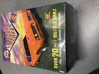 LEGENDARY MUSCLE CARS BOX SET 6 DISCS NEW SEAL PACKAGE FREE SHIPPING