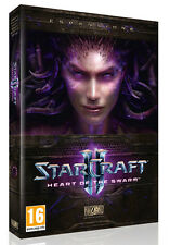 Starcraft 2 Heart of the Swarm PC It Import ACTIVISION Blizzard