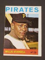 1964 Topps #342 Willie Stargell EX Sharp Pirates Great!!!