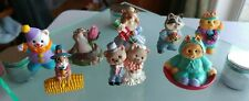 Hallmark Merry Miniatures Mixed 8 Piece Lot - 90s