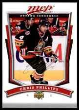 2007-08 Upper Deck MVP Chris Phillips #261