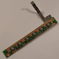 Toshiba Satellite L350-24U Power Button Switch Board V000140220