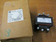NEW NOS Cutler Hammer C0050A3D Control Transformer 95/115/208/380/416 Volts