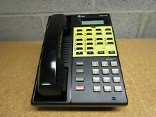 Lot Of 5 AT&/Lucent Partner MLS 12D 12 Button Display Phone Telephone Black