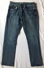 OP Slim Straight Men's Jeans Size 30x30 ~
