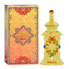 Amira Gold 12ml Exotic Oriental Sweet Floral Perfume oil/Atar by Al Haramain