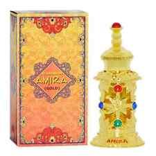 Amira oro 12ml Exótico Aceite De Perfume floral dulce Oriental/atar por Al Haramain