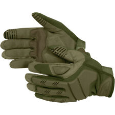 Viper Recon Gloves Green Military Style Airsoft Tactical Kit Padded Reinforced Large
