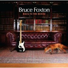 Bruce Foxton - Back In The Room (NEW CD)
