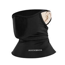 RockBros спорта на открытом воздухе Ice шелковый шарф шеегрейка ободок головной убор с фильтром