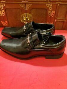New Men's Black Dress Shoes size 10