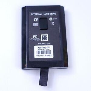 XBOX 360 S or E 320GB HDD INTERNAL HARD DRIVE X854830-001 TESTED VG