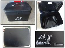 Baule bauletto posteriore top box case vintage 80'S ENDURO HONDA YAMAHA XL XT
