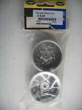 Carson 54859 Felgen Silber 2 Stück