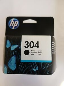 HP 304 Black/colour/XL Genuine ink Cartridge boxed Envy 5010,5020,5030,5032